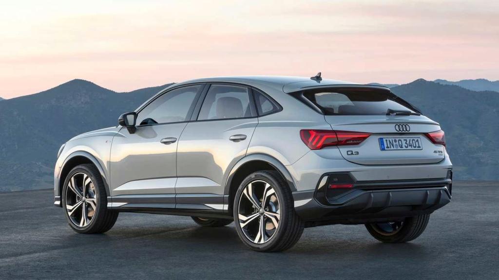Novo Audi Q3 Sportback é versão mais estilosa e esportiva do SUV Audi-q15