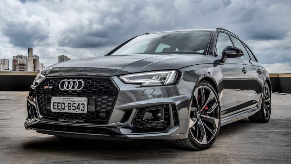 Primeiras impressões Audi RS4 Avant: Tradição mantida Audi-r11