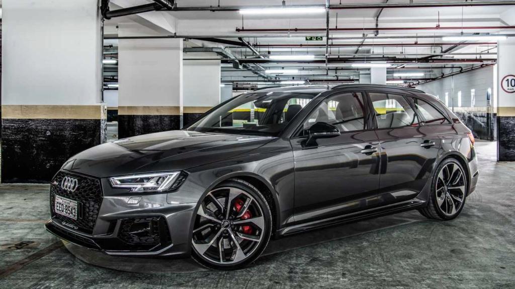 Primeiras impressões Audi RS4 Avant: Tradição mantida Audi-r12