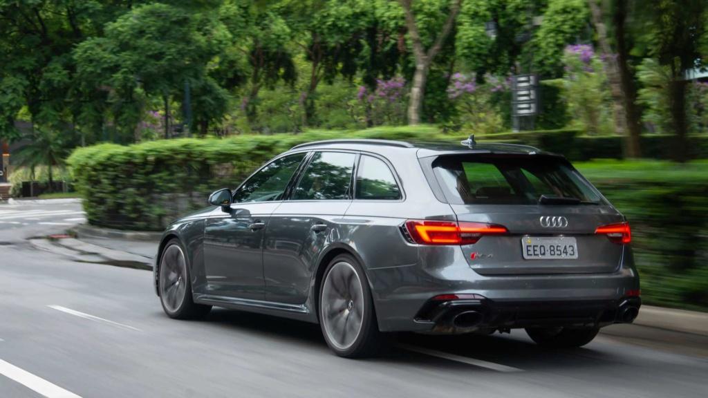Primeiras impressões Audi RS4 Avant: Tradição mantida Audi-r14