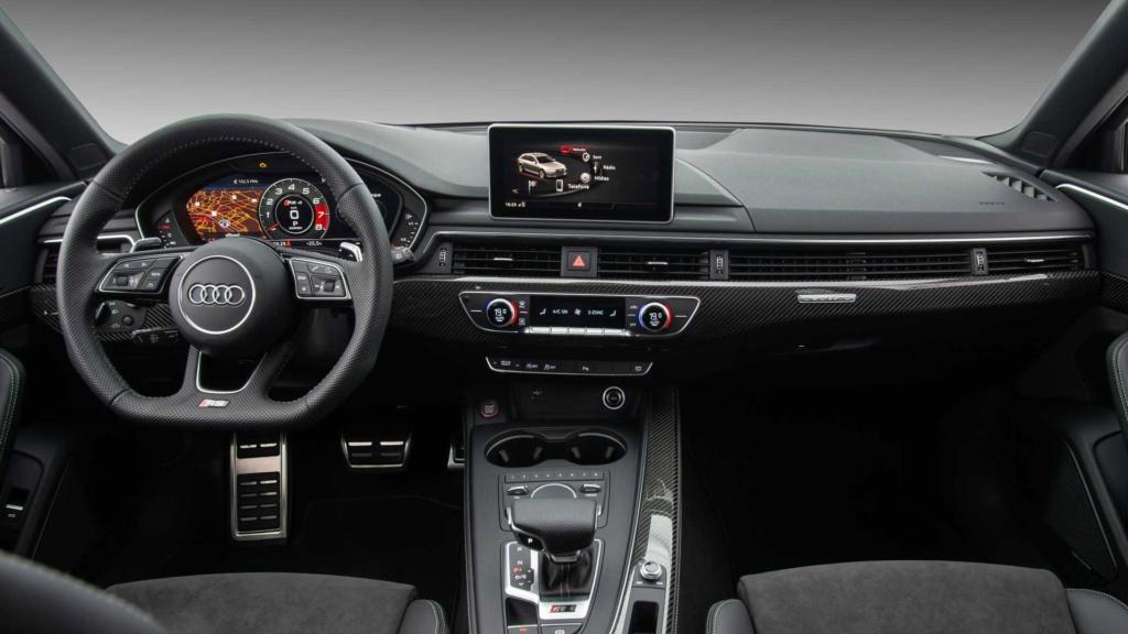 Primeiras impressões Audi RS4 Avant: Tradição mantida Audi-r15