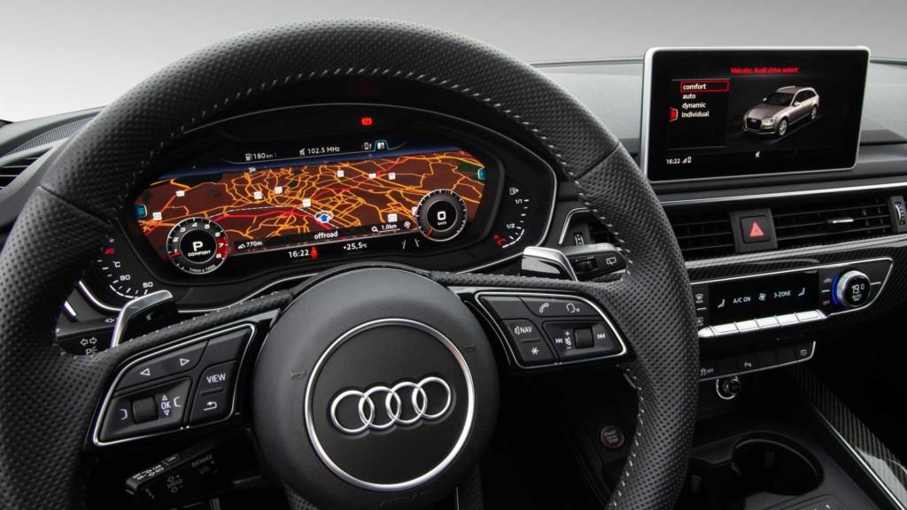 Primeiras impressões Audi RS4 Avant: Tradição mantida Audi-r17