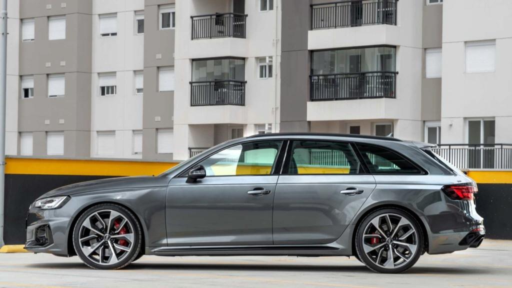 Primeiras impressões Audi RS4 Avant: Tradição mantida Audi-r19