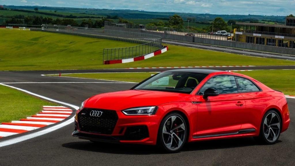 Primeiras impressões: Audi RS5 Coupé Audi-r24