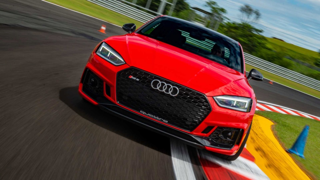 Primeiras impressões: Audi RS5 Coupé Audi-r25