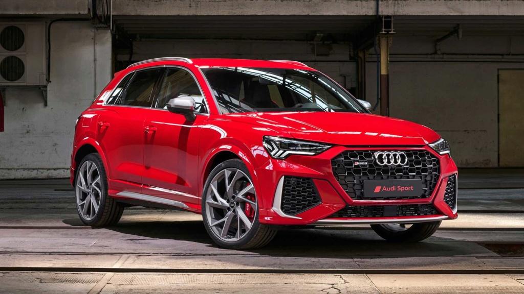 Novo Audi RS Q3 2020 fica mais potente e chega aos 400 cv Audi-r30