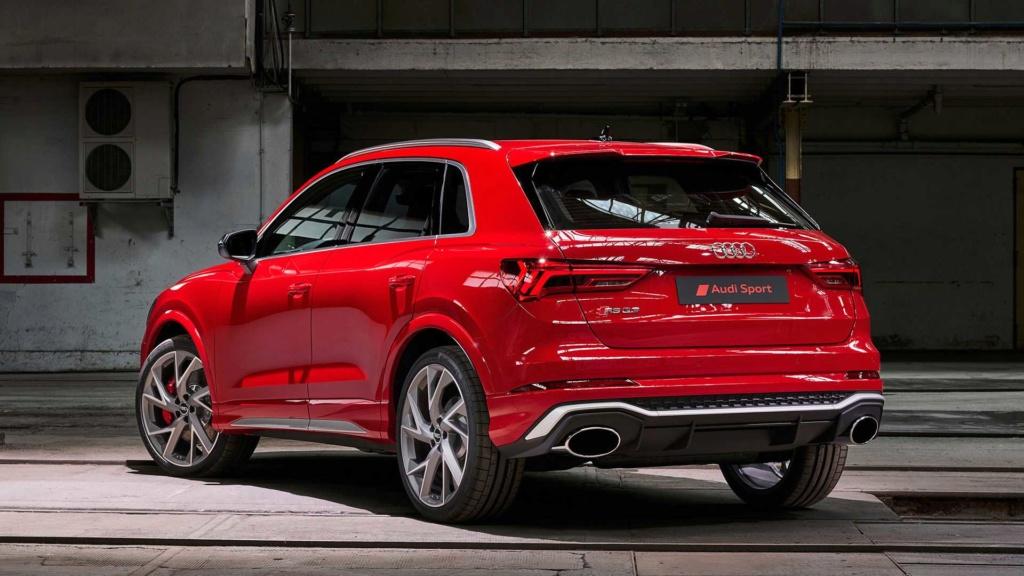 Novo Audi RS Q3 2020 fica mais potente e chega aos 400 cv Audi-r32