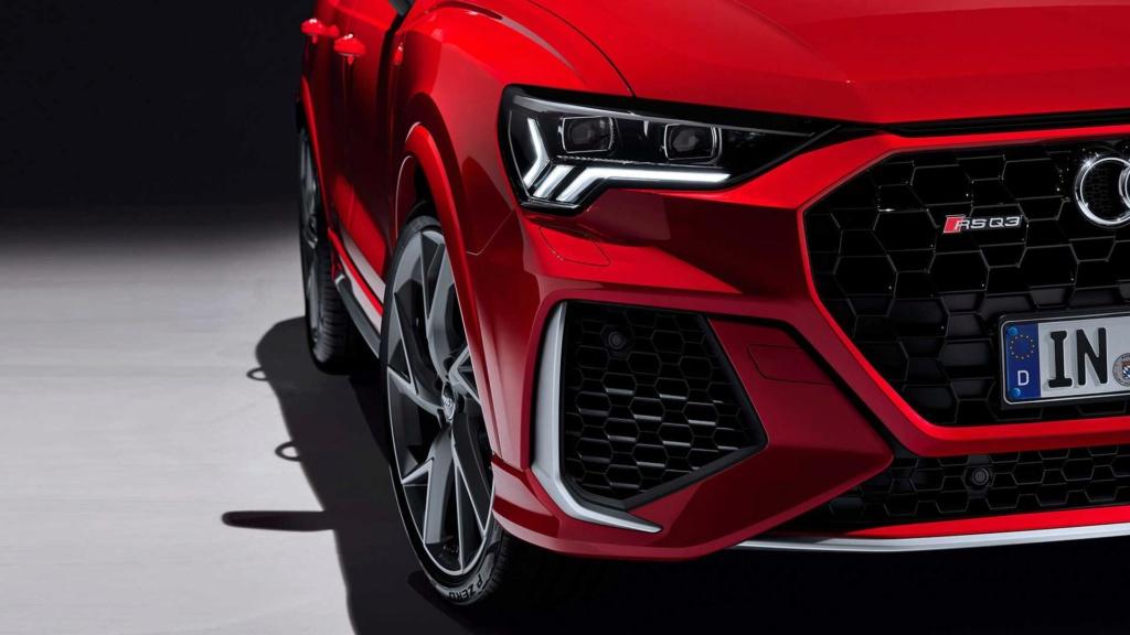 Novo Audi RS Q3 2020 fica mais potente e chega aos 400 cv Audi-r33