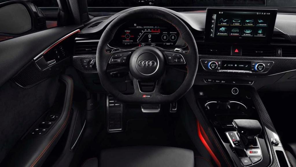 Audi RS4 2020 muda visual e ganha cara de RS6 Audi-r39