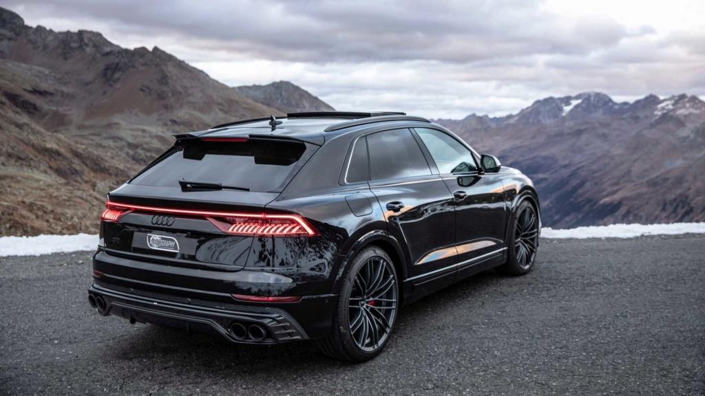 Este Audi SQ8 da ABT pode mover montanhas Audi-s11
