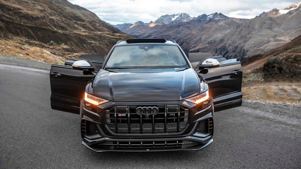 Este Audi SQ8 da ABT pode mover montanhas Audi-s12