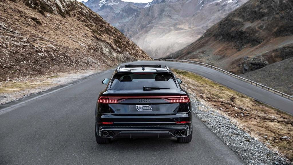 Este Audi SQ8 da ABT pode mover montanhas Audi-s14