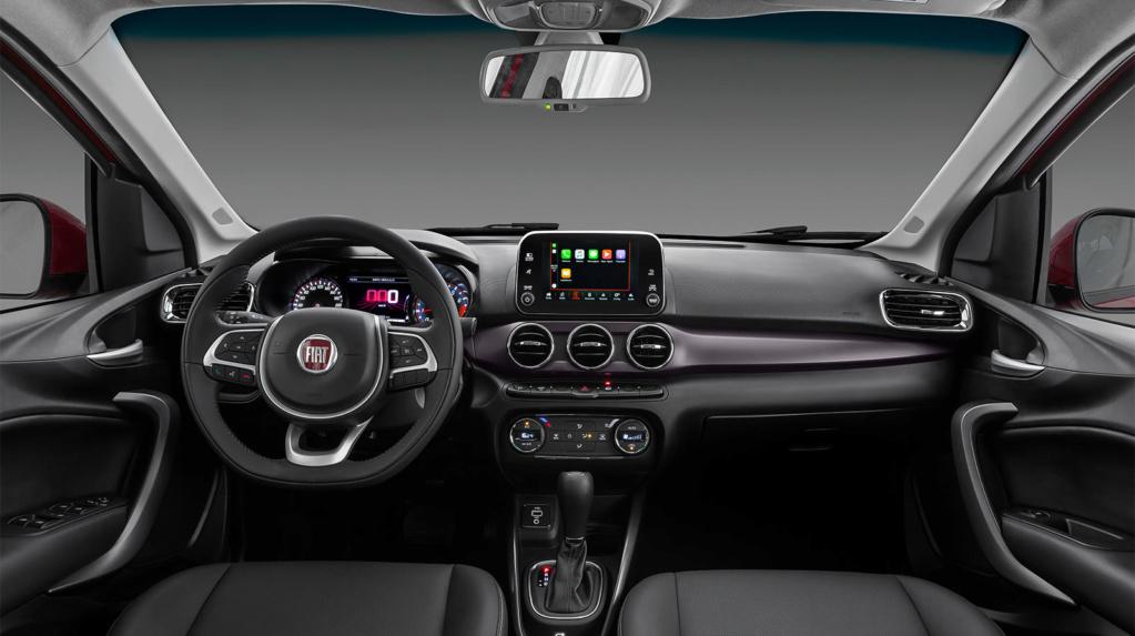Fiat Cronos para PCD tem motor 1.8 e custa R$ 54.655 com isenções Bg10