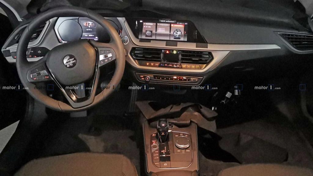 Novo BMW Série 1 revela interior em novas imagens Bmw-1-10