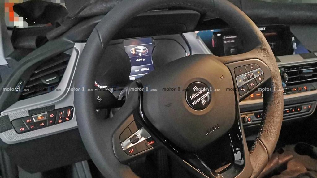 Novo BMW Série 1 revela interior em novas imagens Bmw-1-11