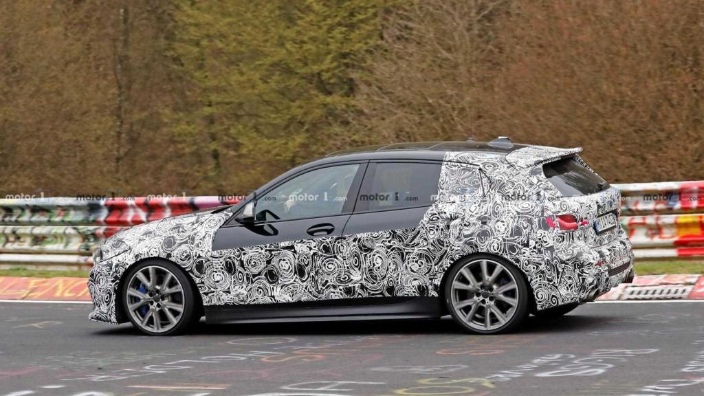 Novo BMW Série 1 revela interior em novas imagens Bmw-1-15