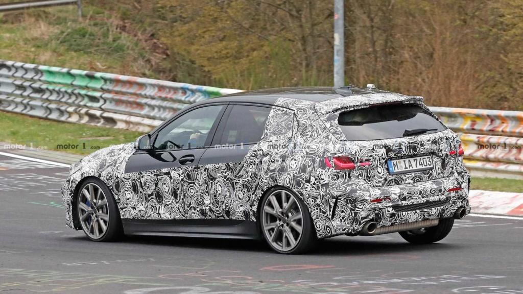 Novo BMW Série 1 revela interior em novas imagens Bmw-1-16