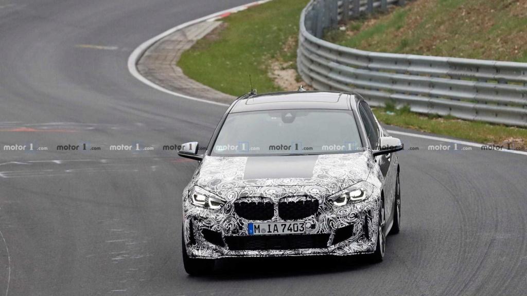 Novo BMW Série 1 revela interior em novas imagens Bmw-1-18