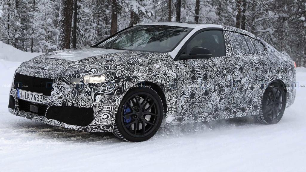 BMW Série 2 Gran Coupe estreia em novembro como sedã de entrada da marca Bmw-2-11