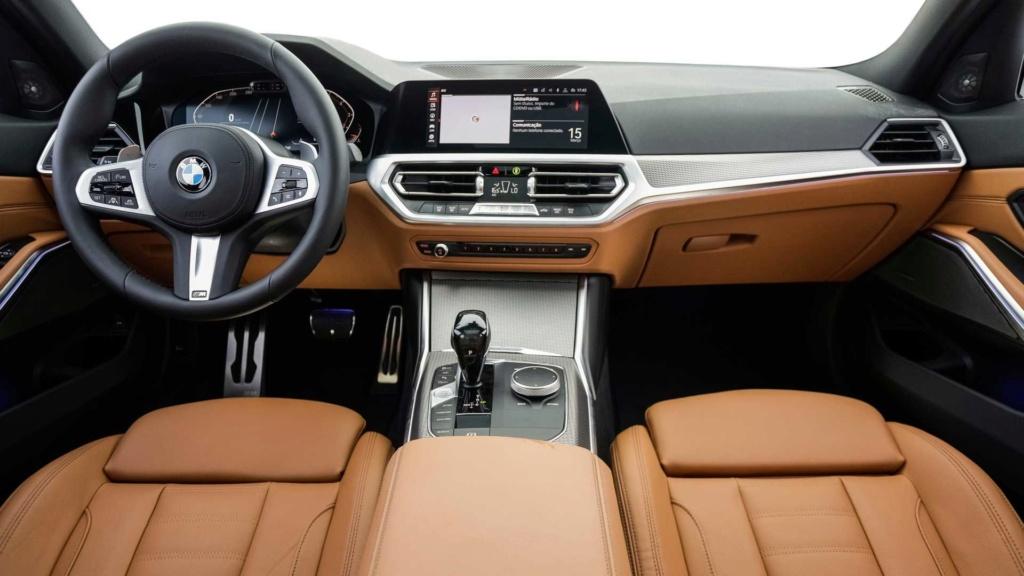 Primeiras Impressões Novo BMW 330i: Esporte fino Bmw-3319