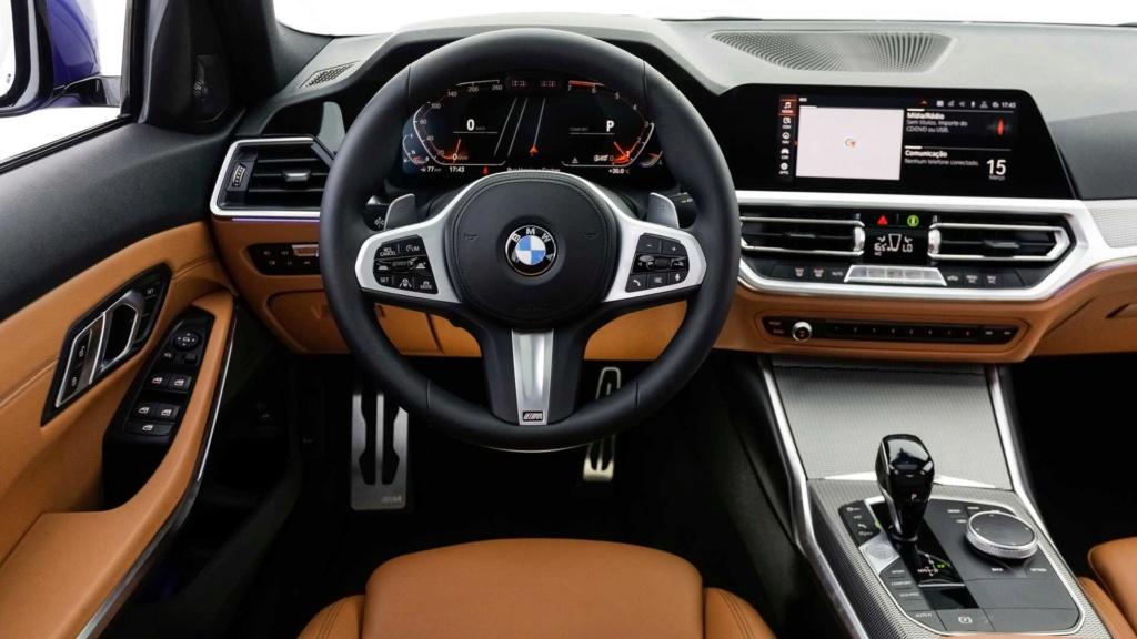 Série 3 e Série 5 colocam BMW no topo Bmw-3322