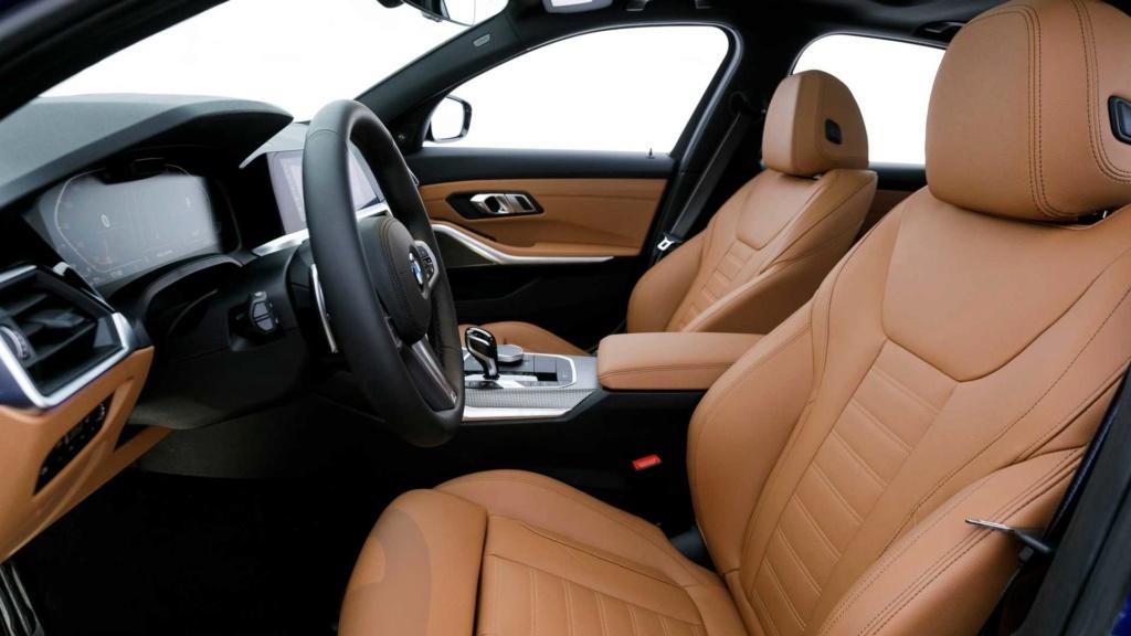 Série 3 e Série 5 colocam BMW no topo Bmw-3324