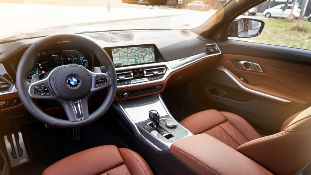 Novo BMW Série 3 2020 ganha versão híbrida que faz até 55,5 km/litro Bmw-3326