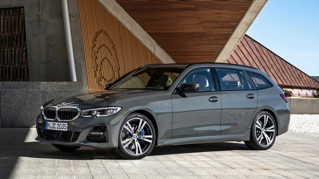 BMW Série 3 Touring chega à sexta geração após 32 anos de história Bmw-3e11