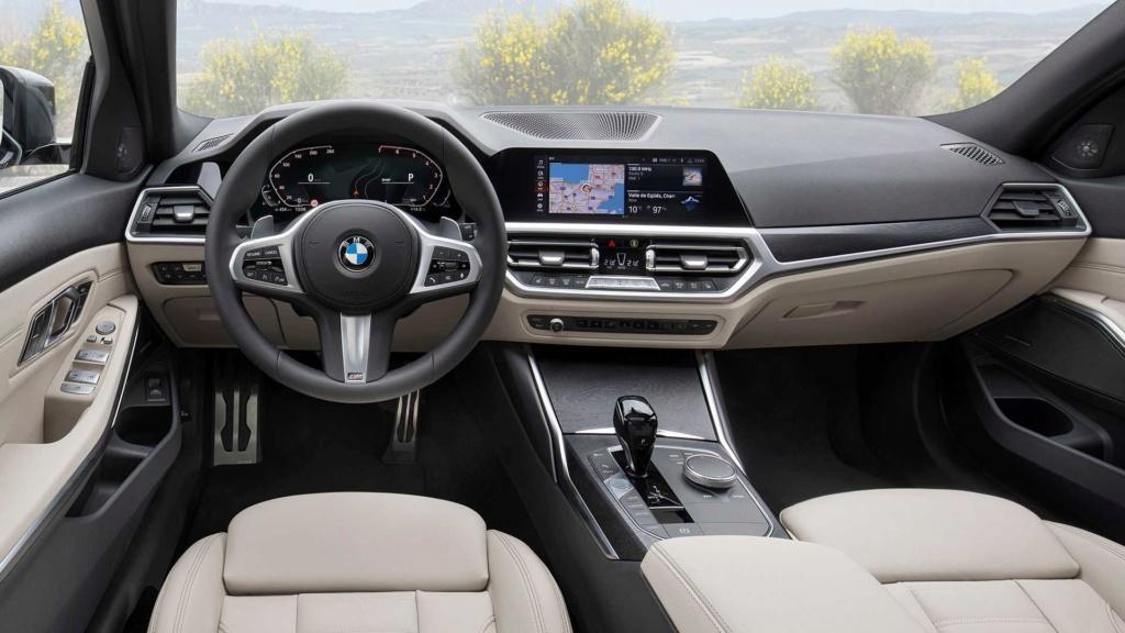BMW Série 3 Touring chega à sexta geração após 32 anos de história Bmw-3e13