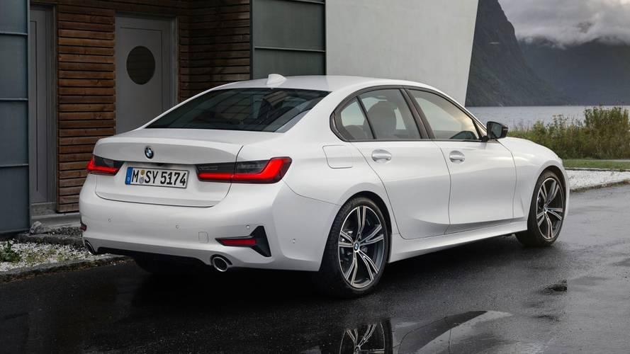 BMW Série 3 chega ao pódio do mercado alemão em março; veja ranking Bmw-3e18