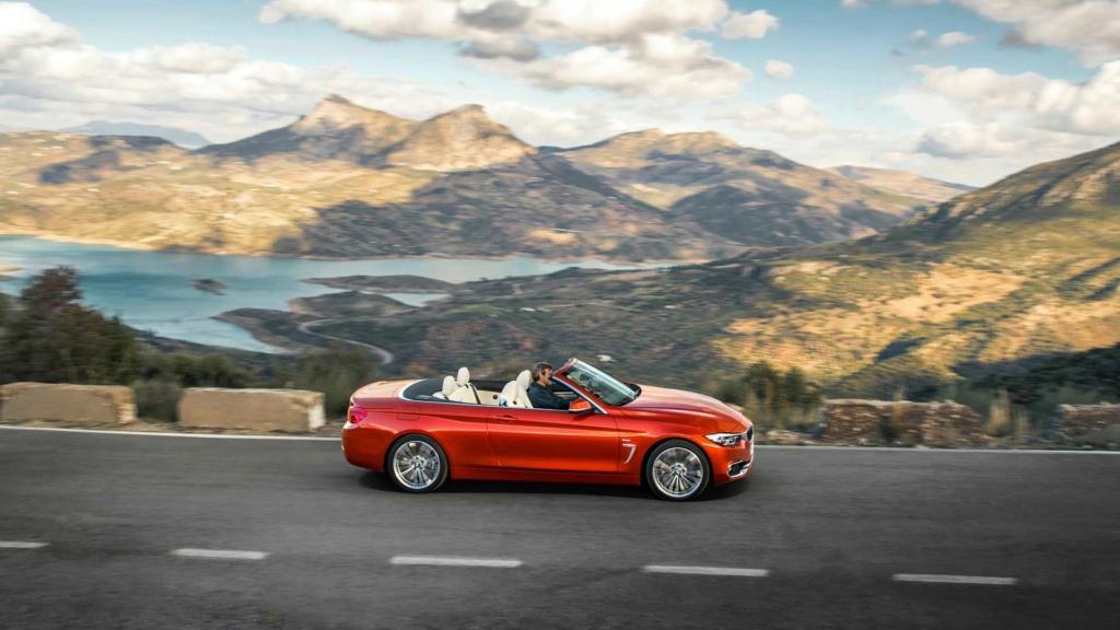 BMW Série 4 Cabrio 2020 chega ao Brasil por R$ 311.950 Bmw-4311