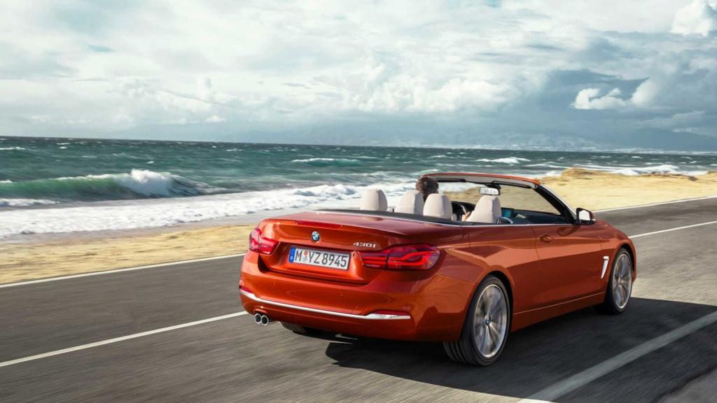 BMW Série 4 Cabrio 2020 chega ao Brasil por R$ 311.950 Bmw-4312