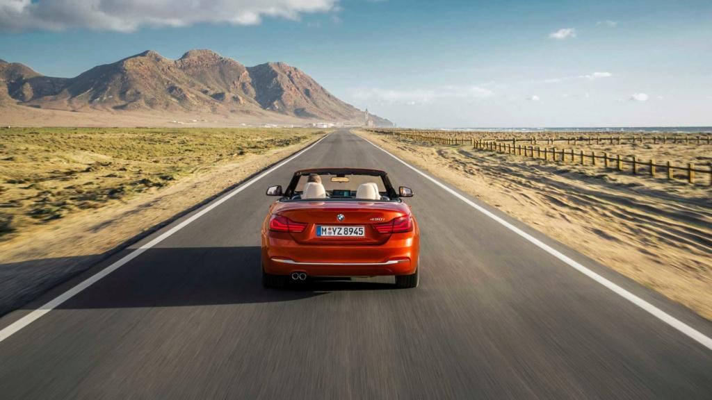 BMW Série 4 Cabrio 2020 chega ao Brasil por R$ 311.950 Bmw-4313