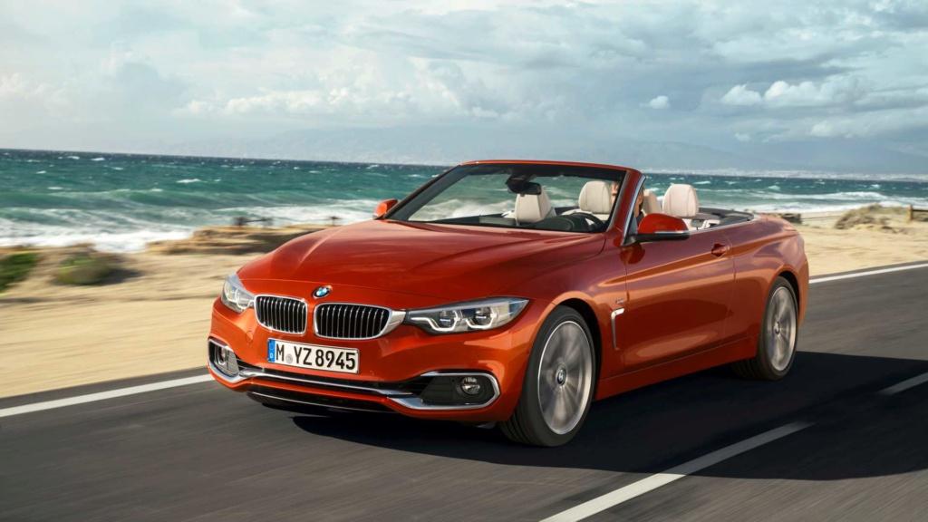 BMW Série 4 Cabrio 2020 chega ao Brasil por R$ 311.950 Bmw-4314