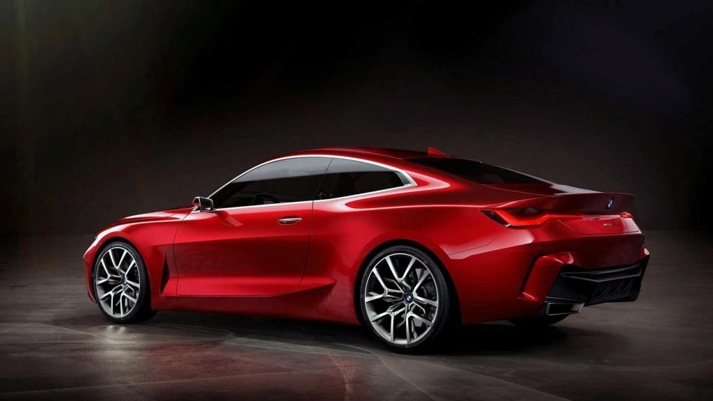 BMW Concept 4 prevê próximo Série 4 com gigantesca grade frontal Bmw-co11