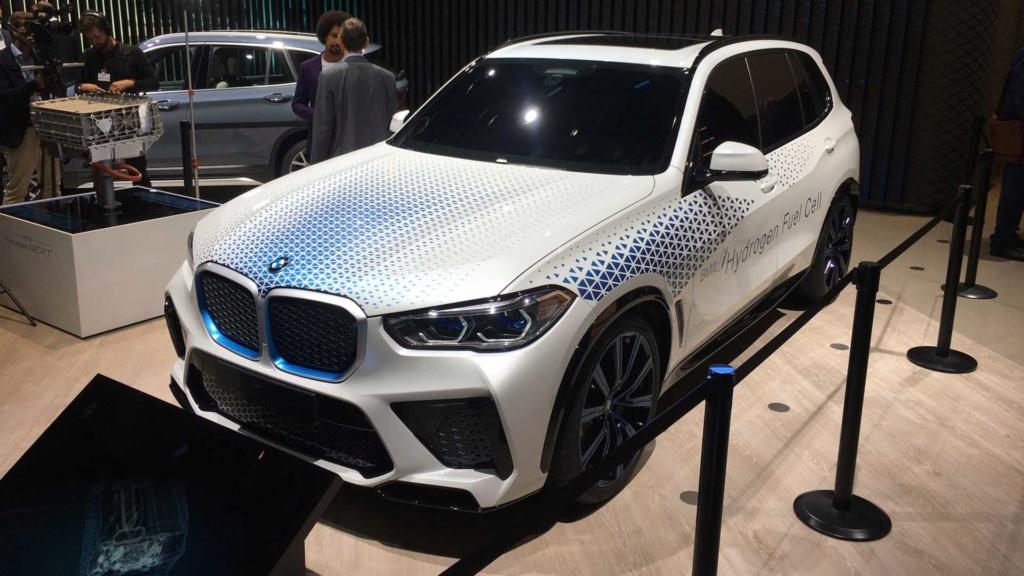 BMW i Hydrogen NEXT antecipa X5 movido a hidrogênio Bmw-i-10