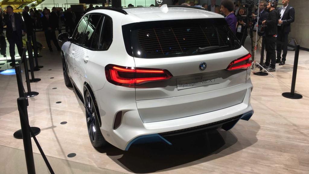 BMW i Hydrogen NEXT antecipa X5 movido a hidrogênio Bmw-i-11