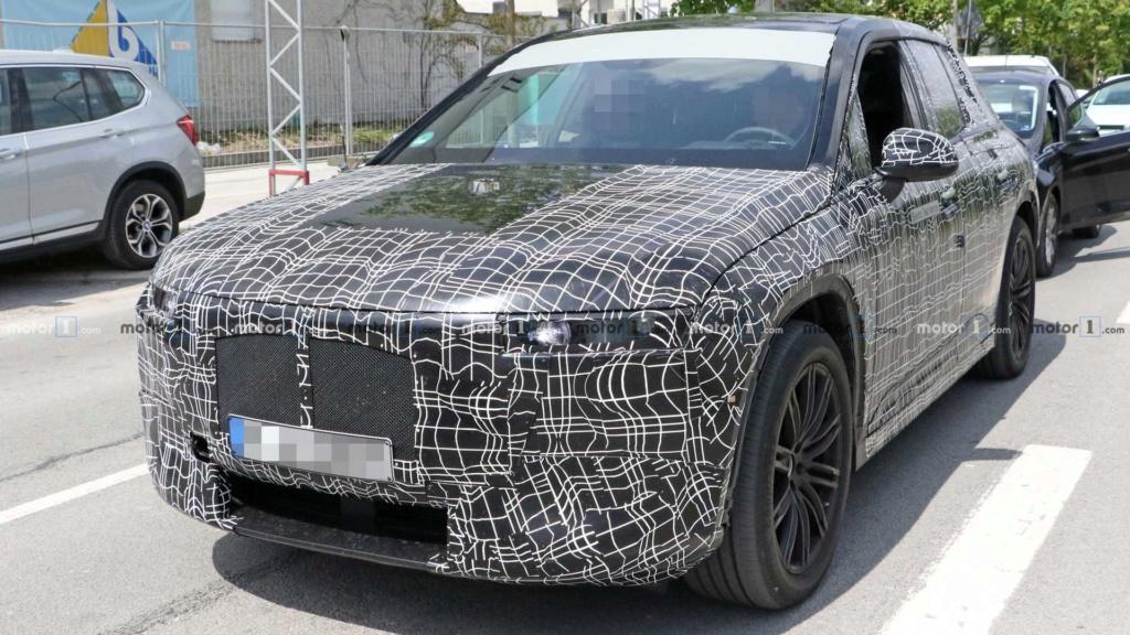 BMW mostra detalhes do iNext, SUV elétrico rival da Tesla Model X Bmw-in10