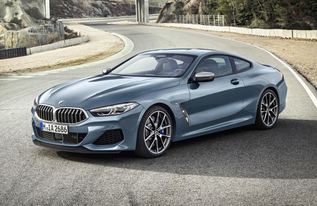 BMW Série 8 chega ao Brasil em pré-venda por R$ 799.950 Bmw-m810