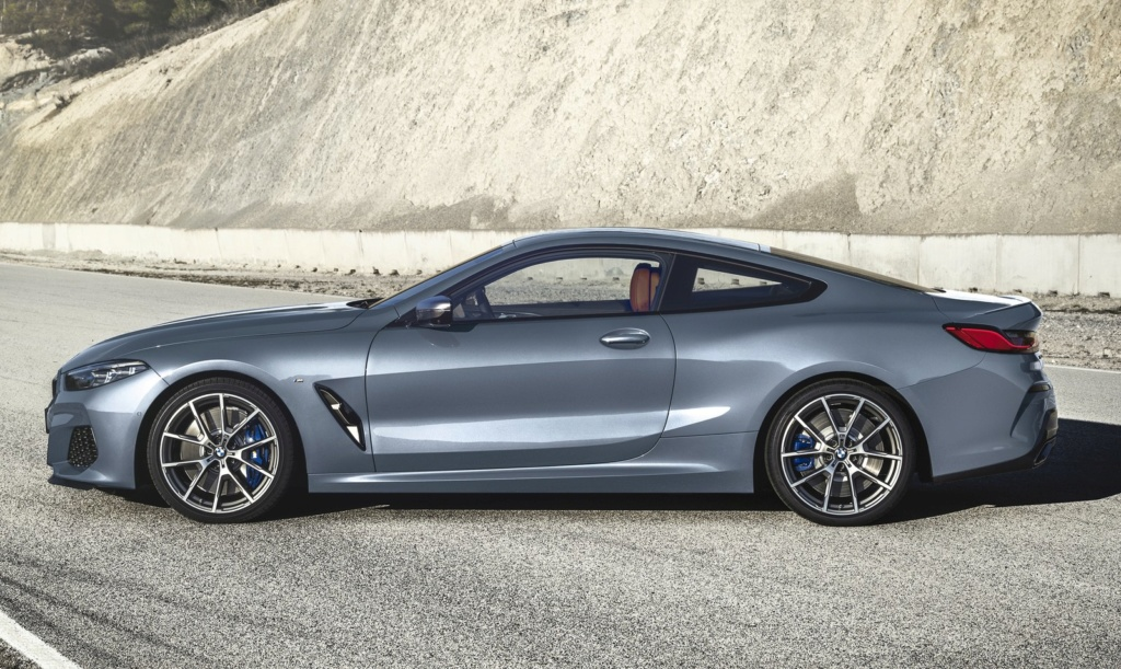 BMW Série 8 chega ao Brasil em pré-venda por R$ 799.950 Bmw-m812