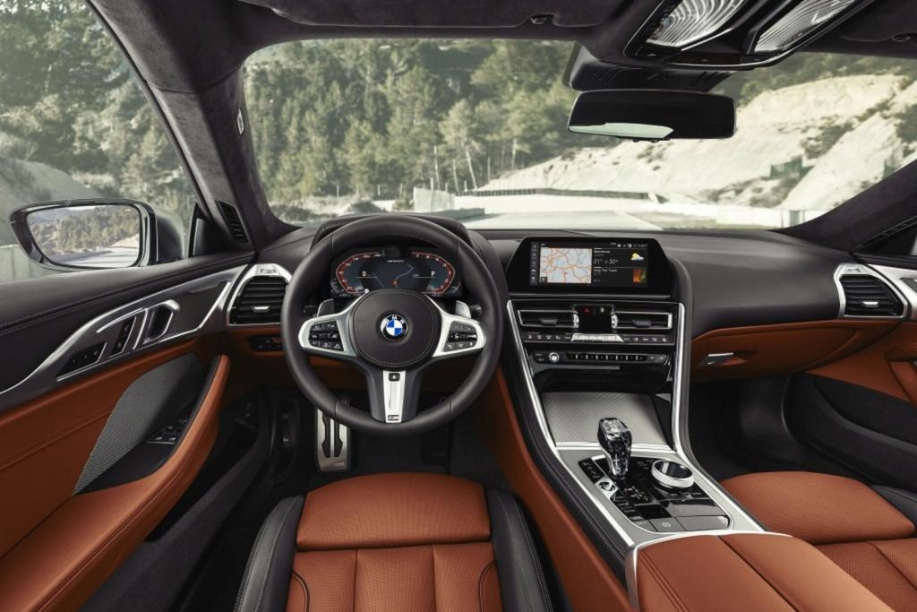 BMW Série 8 chega ao Brasil em pré-venda por R$ 799.950 Bmw-m813