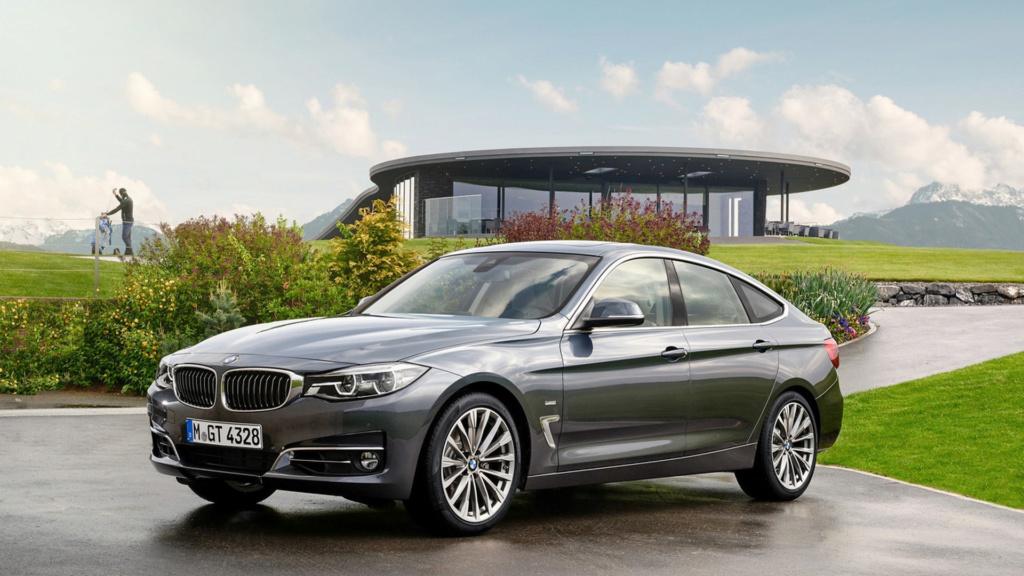 BMW Série 3 Gran Turismo não terá sucessor, garante executivo Bmw-se10
