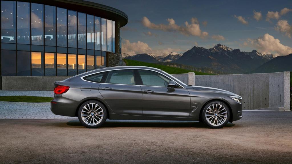 BMW Série 3 Gran Turismo não terá sucessor, garante executivo Bmw-se11