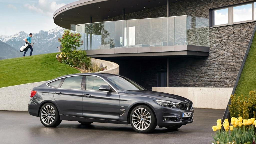 BMW Série 3 Gran Turismo não terá sucessor, garante executivo Bmw-se12