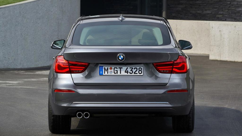 BMW Série 3 Gran Turismo não terá sucessor, garante executivo Bmw-se15