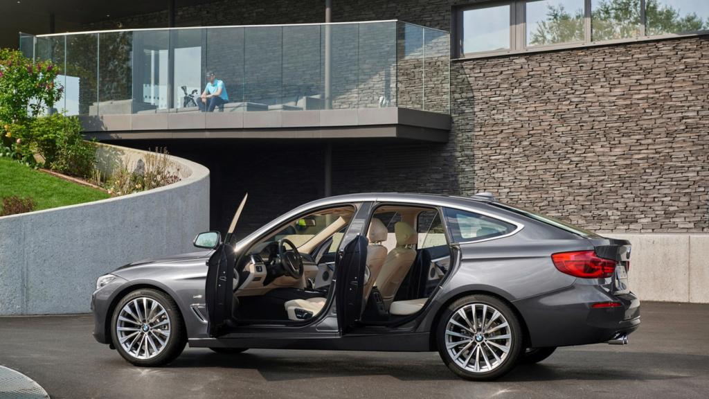 BMW Série 3 Gran Turismo não terá sucessor, garante executivo Bmw-se16