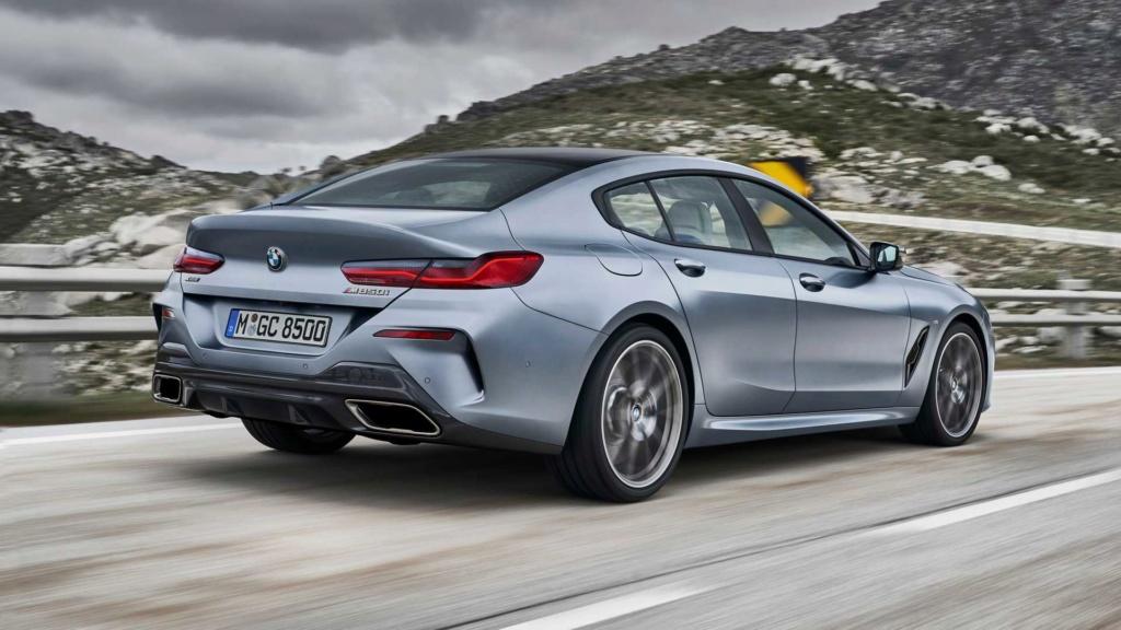 BMW Série 8 Gran Coupé 2020 combina design e luxo com até 530 cv Bmw-se24