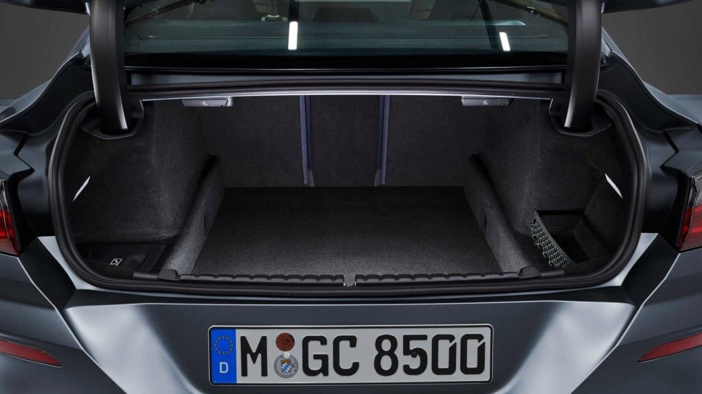 BMW Série 8 Gran Coupé 2020 combina design e luxo com até 530 cv Bmw-se26