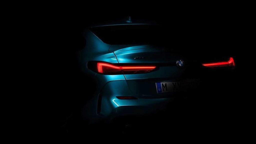 Rival do Classe A Sedan, BMW Série 2 Gran Coupé surge em teasers Bmw-se35