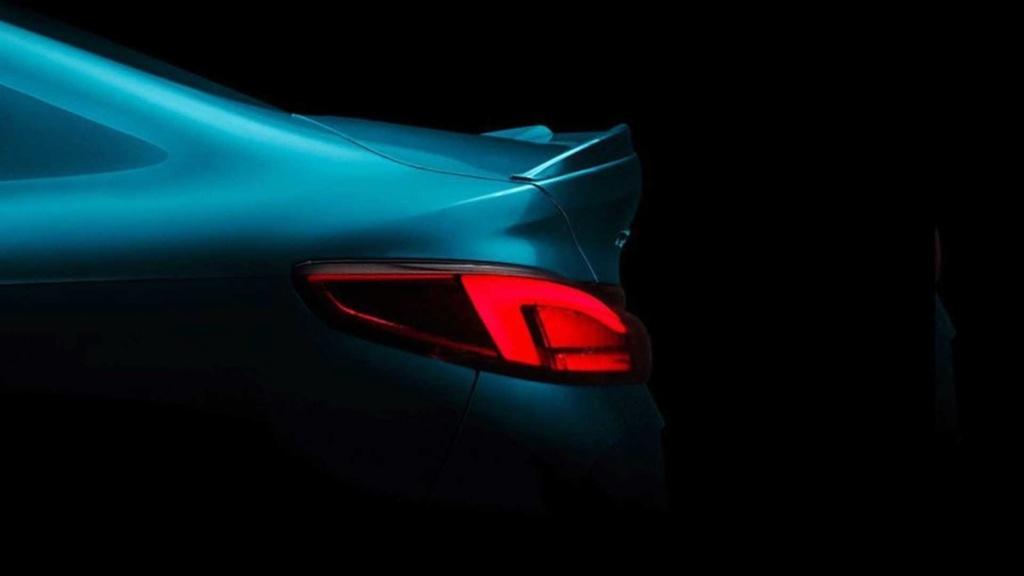 Rival do Classe A Sedan, BMW Série 2 Gran Coupé surge em teasers Bmw-se37